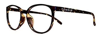 NOWAVE Gafas Neutras para PC, Smartphone, TV y ...