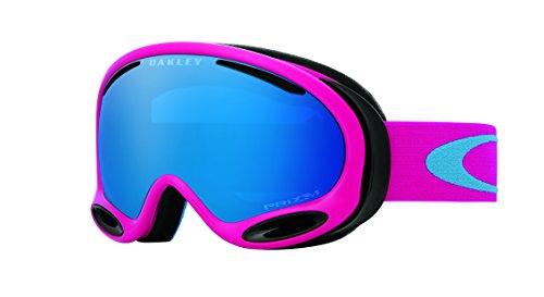 - Oakley Unisex-Erwachsene A-Frame 2.0 704458 0 Sportbrille, Pink (Rose Sapphire/Prizmsapphireiridium), 1