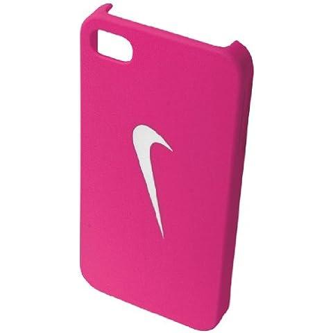 Nike Hard Case - Carcasa para Apple iPhone 4/4S, rosa