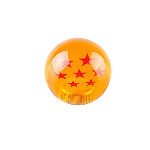Zantec Kreative Dragon Ball mit manueller Schaltknauf mit Acryl Schalthebel Hebel, Spitze 7 Stars -