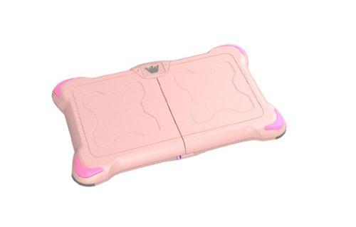 crown-premium-fitness-board-pink-wii
