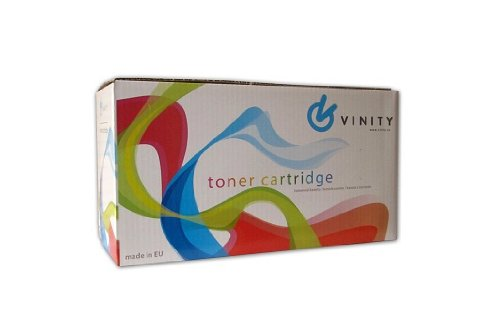 Vinity 5101025002 Kompatible Toner für HP LJ P1505, M1522 Entschädigung für CB436A, 2000 Seiten, schwarz