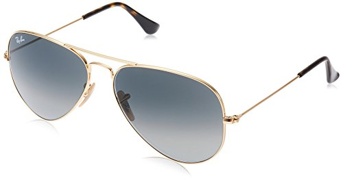 Ray-Ban mixte adulte Rb 3025 Montures de lunettes, Or (Gold), 58