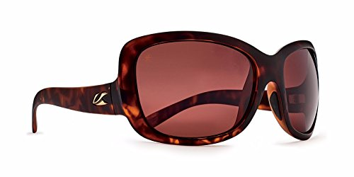 Kaenon Avila Sonnenbrille, Rahmen und Gläser, Braun (Matte Tortoise), Einheitsgröße