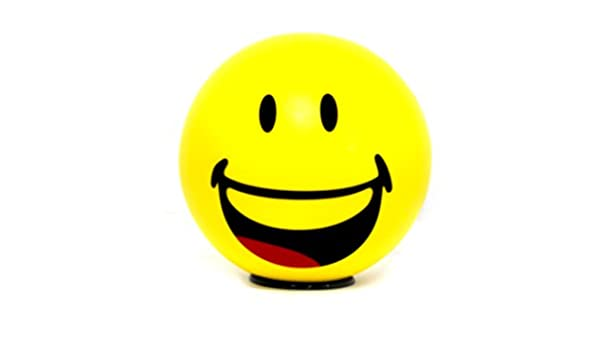 Smiley World IL 01101 03702 LAMPE SMILEY LOL LED Plastique
