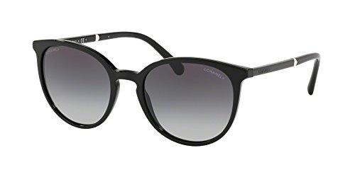 Occhiali da sole donna chanel ch 5394h c501s6 3n nero phantos sunglasses 53/140