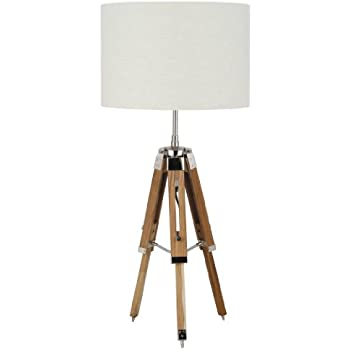 Pacific lighting 867 nat wood tripod table lamp base only natural pacific lighting 867 nat wood tripod table lamp base only natural aloadofball Images