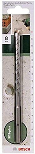 Bosch Sds Plus Drill Bit 8 X 100 X 160 mm