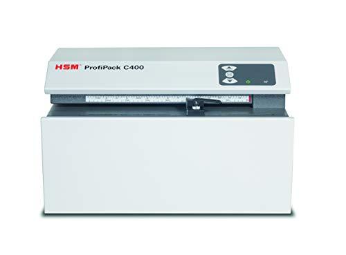 HSM ProfiPack 400 66dB Grigio distruggi documenti