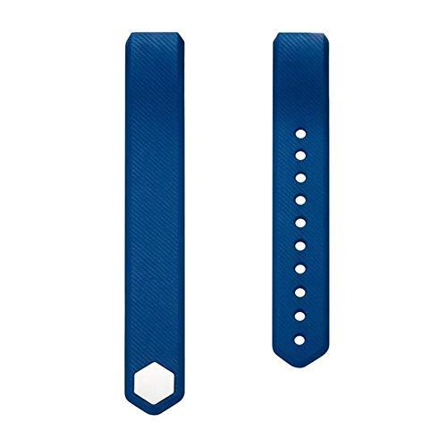 Sguan-wu Silikon Ersatz Smart Armband Band Handschlaufe für Veryfit ID115 ID115Plus - für Veryfit ID115 Blau
