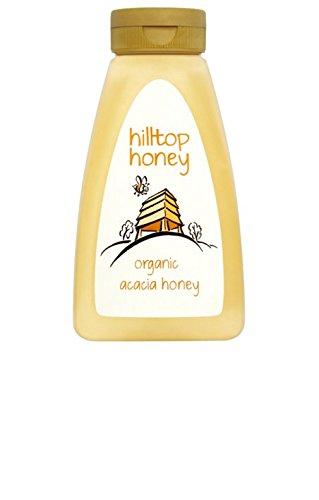 Hilltop Honey | Organic Acacia Honey | 1 X 370G