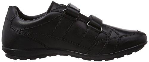 GeoxU SYMBOL C - Sneaker uomo Black c9999