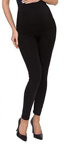 f9dc685c5 Zeta Ville Pantalón Leggins Premama Leggings Banda elastica - para mujer -  975c (Negro