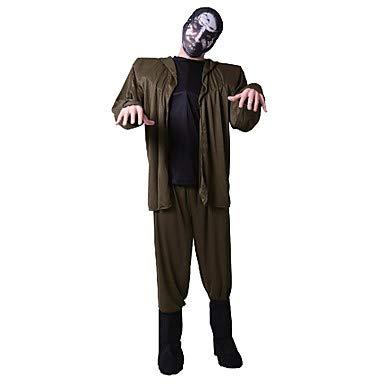 Skelett Kostüm Ziel - FGDJTYYJ Cosplay Kostüme Skelett/Totenkopf Zombie Cosplay