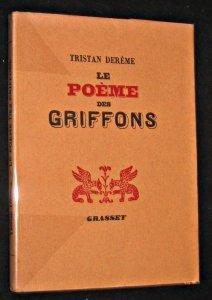 Le poème des griffons