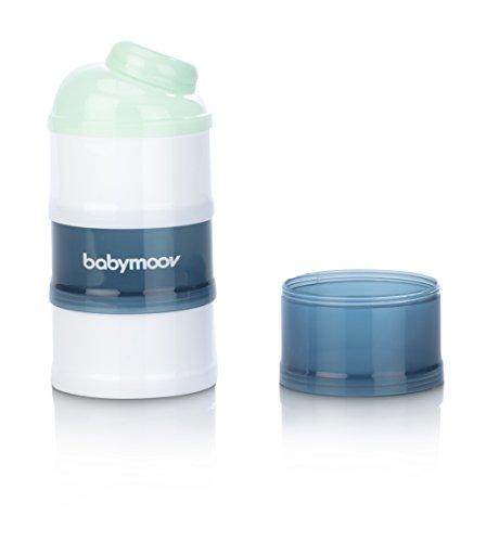 Babymoov Babydose Boîte Doseuse de Lait Arctic Blue