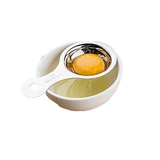 Tiswell Eiertrenner aus Edelstahl