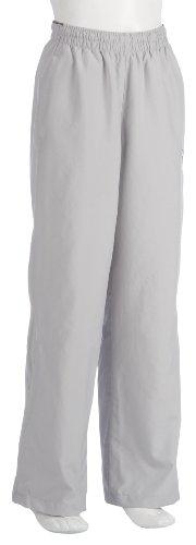 Puma Kinder Hose v-Konstrukt Woven Pants open hem, gray violet-steel grey, 152