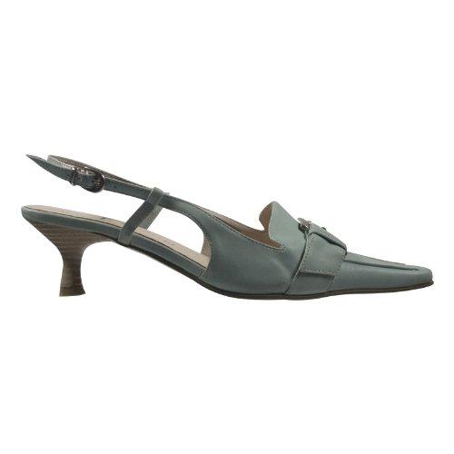 Ornela Brenti 33097-542 Damen Schuhe Premium Qualität Sandalette Blau (hellblau) [EU 36.0] fFQWm5M
