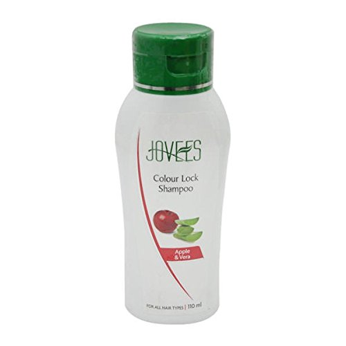 Jovees Aloe Vera & Apple Couleur verrouillage Shampoo (110ml)
