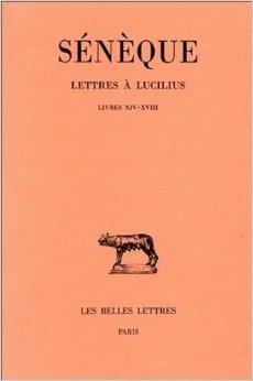 Lettres Lucilius Tome 1 Lettres I Iv [Pdf/ePub] eBook