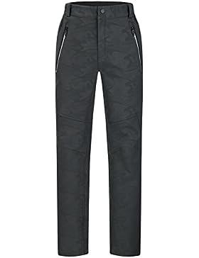 Sanke Pantalones tácticos impermeables de la montaña de los hombres Pantalones impermeables de la montaña al aire...