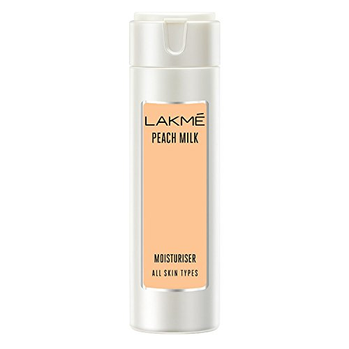 Lakme Peach Milk Moisturizer Body Lotion, 120ml (Now at Rupees 30 off)