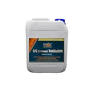INOX LPG Permanent Ventilschutz Additiv, 5L - Zusatz für Autos mit Gasanlage