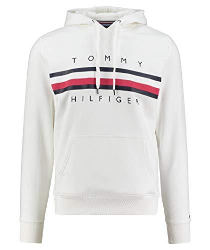 Tommy Hilfiger Herren Sweatshirt Weiss (10) XL