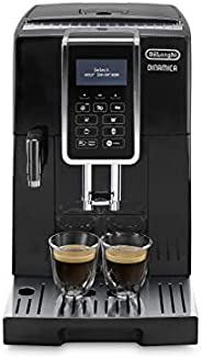 De'Longhi ECAM 350.55.B Kaffemaskin Helt med Mjölksystem, Svart, 50 x 40 x 30