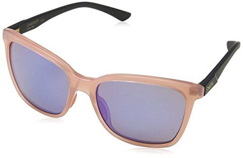 Smith Damen Colette/N Xt 35J 55 Sonnenbrille, Pink (Pink/Blue Sky Grey Speckled)