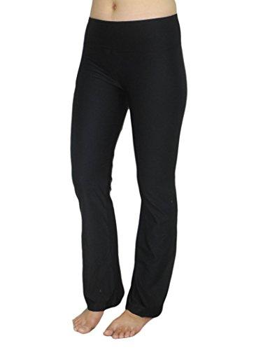 bally-total-fitness-damen-casual-wear-lounge-hose-yoga-hose-xl-schwarz