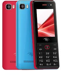 ITEL Mobile Phone In Black Colour , IT-5233