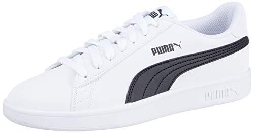 Smash v2 Buck 365160 Puma White-Puma Black 42.5 ()