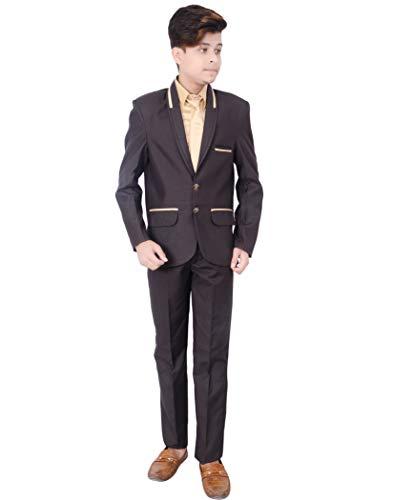e769f74ea Buy Arshia Fashions Boys Coat Suit with Shirt Pant   Tie set ...
