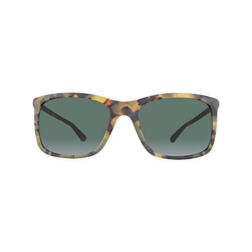 Michael Kors Unisex-Erwachsene MK2033 Sonnenbrille, Mehrfarbig/Grün, 5