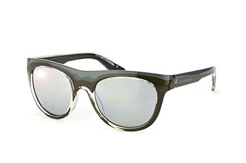 Diesel occhiali da sole dl fiftyfive 0001/s 52 98c (52 mm) nero