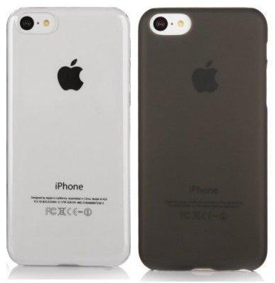 itronik 2X Ultra dünne Schutzhülle Hülle kompatibel mit Apple iPhone 7 iPhone 8 Hülle 0,2mm in schwarz und weiß transparent