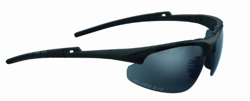 Swiss Eye Sportbrille Apache, Rubber Black, 40231