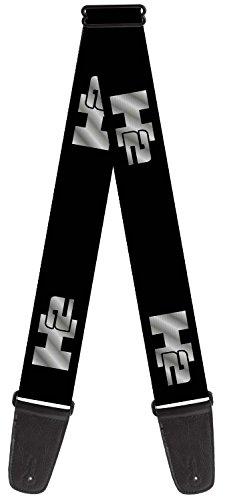 general-motors-automobile-company-hummer-h2-guitar-strap