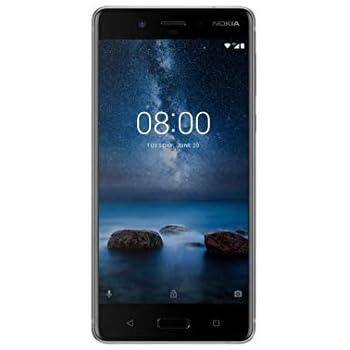 Nokia 8 phone track sofwter