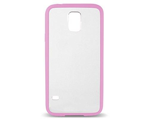 Housse Coque gel Azteque pour Iphone 4 4S rose transparent