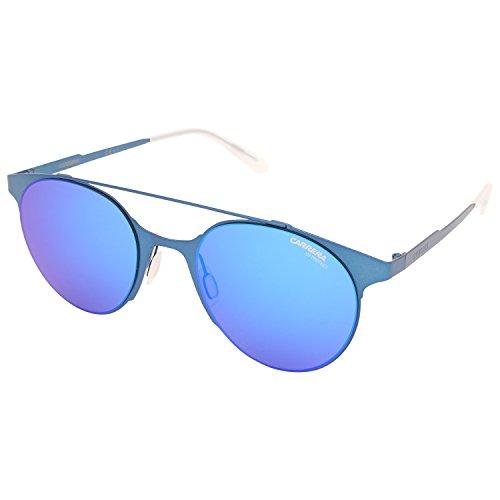 Carrera Unisex-Erwachsene 115/S Z0 1O9 Sonnenbrille, Blau ML. Blue, 50