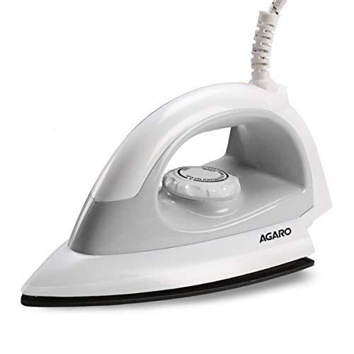AGARO Electric Dry Iron - Gray