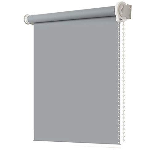 Rollos, Original Blackout Plissee Papier Schatten Blau, 28