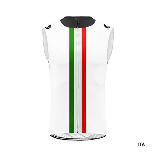 Uglyfrog-Diseño línea Vertical Pro Cycling Vest