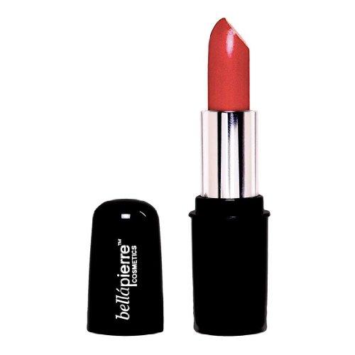 BellaPierre Cosmetics, Rossetto, 3,5 g, Rosso (Fierce)