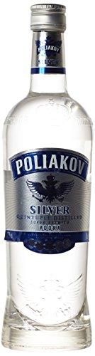 Poliakov Vodka Silver 70 cl