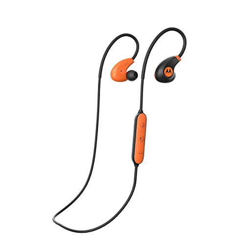 Motorola VerveLoop 2+ - In Ear Sport Auriculares Bluetooth - Headphones IP57 - Gran alcance y sonido HD - Compatible con Alexa, Siri y Google Now