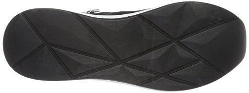 Fiorucci Fdab009, Baskets Basses Femme Noir - Noir